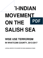 Anti-Indian Movement on the Salish Sea