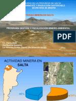 Actividad Minera en Salta-julio 2016 Flavio Romi Vero