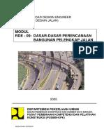 Modul RDE-09 Final Dasar-Dasar Perencanaan Bangunan Pelengkap