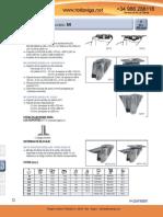 GAYNER 04 Rotantes Para Cargas Medias y Pesadas MPG5 200 NSB5