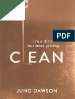CLEAN by Juno Dawson - opening excerpt