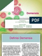JIWA - Demensia