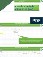 Explicacion de Excel