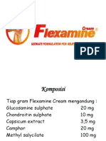Pk & Ps Flexamine Cream