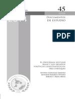 El programa nuclear Iraní - Sergio Moya y Estiven Gonzalez.pdf