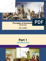 1.) Principles of Economics