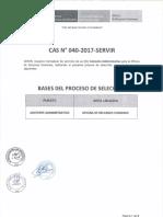 CAS-2017-040-Bases