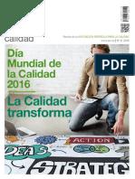 Revista Calidad AEC III 2016