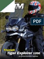 Triumph Tiger Explorer 1200 Ed 111