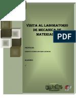 Visita Al Laboratorio Fic