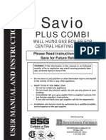 Savio Plus Combi User-10!15!09