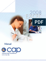 2008 Excel Manual