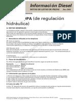 Notas de Lista de Despieces - Bombas DPA(Regulador Hidraulico).pdf
