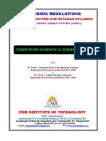 B.Tech - CSE