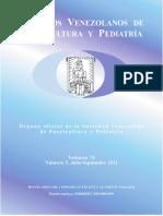 Archivos Venezolanos de Puericultura y Pediatria - Vol. 74 - No. 3 - Jul. Sep. 2011.pdf