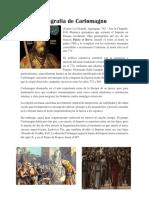 Biografia de Carlomagno