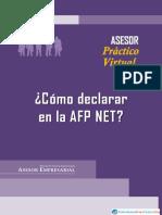 Como Declarar AFP Net