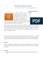 Diplomado en Servicios Web Con Java