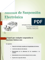 Suspension Electronica