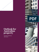 Outlook for Australian Property Executive Summary 2010 - 2012