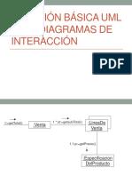Notación Básica Uml Para Diagramas de Interacción