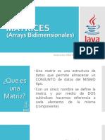 Java (11) Matrices