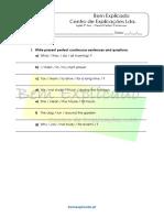 3.9 - Ficha de Trabalho - Present Perfect Continuous (1)