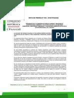 PRESIDENTE DE LA COMISIÓN DE PUEBLOS ANDINOS, AMAZÓNICOS, AFROPERUANOS, AMBIENTE Y ECOLOGÍA SALUDA A LAS MUJERES CAMPESINAS, AMAZÓNICAS, INDÍGENAS Y LUCHADORAS AMBIENTALISTAS EN EL DÍA INTERNACIONAL DE LA MUJER