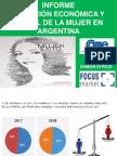 Informe Situacion Economica Mujer 2018