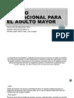 Centro Habitacional Para El Adulto Mayor