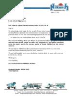 Kadapa Offer Concrete Batching Plant 18 Cu M Per Hrs