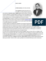 Biografia Benito Juárez