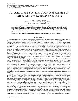 Achievement arthur essay miller new top college essay ghostwriting service usa