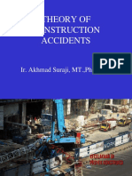 Theory of Construction Accident Cuasation