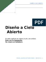 Gemcom 5.0 Diseño de Pit(4)