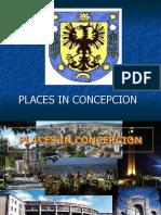 4) Places in Concepcion