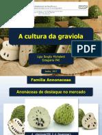 A Cultura Da Graviola