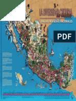 Documentos Mapa de La Diversidad Cultural de Mexico Lenguas Nacionales