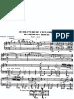 IMSLP08682-Myaskovsky - Op.31 - Yellowed Leaves, 7 Bagatelles for Piano