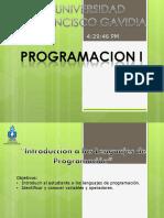 CLASE 3 DE PRG1