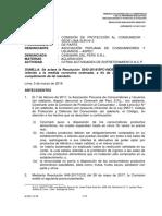 RESOLUCIÓN 0466-2018/SPC-INDECOPI EXPEDIENTE 147-2017/CC2