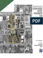 Georgia Avenue district vision plan