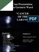CA larynx