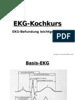 EKG Kochkurs