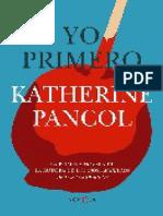 Yo Primero - Katherine Pancol.pdf