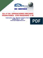 DocumentSlide.org-4 - 6 Operaciones Mecanizadas y Maquinado OPERACIONES INDUSTRIALES.pptx