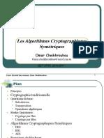 2015 08 20 Ch3 Algorithmes Cryptographique Symetriques OmarCheikhrouhou 2010 2011