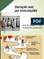 A Educação Nas Antigas Civilizações_pdf