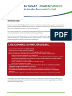 World Rugby Concussion Guidance ES