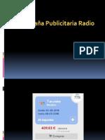 Campaña publicitaria en Radio (Reto 02, Tarea 05)